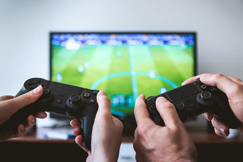 Igranje video igrica